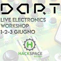 DART Live Electronics Workshop 13 Giugno 2017