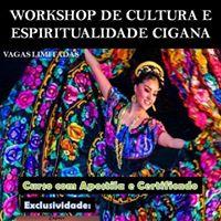 Workshop de Cultura e Espiritualidade Cigana