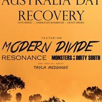 Australia Day Recovery  Workers Geelong
