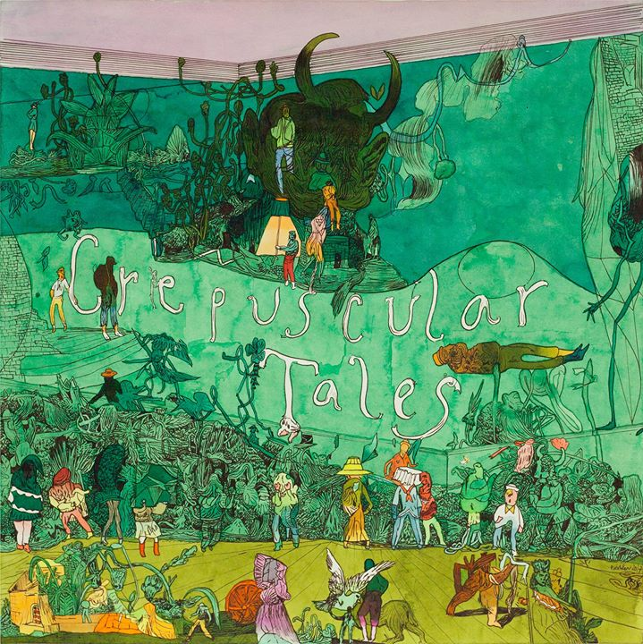 Peter Khler - Crepuscular Tales