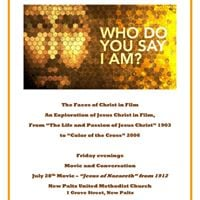 Who Do You Say That I Am the Faces of Christ in Film