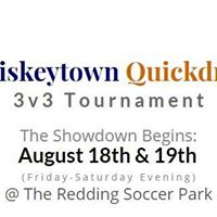 The Whiskeytown Quickdraw 3v3