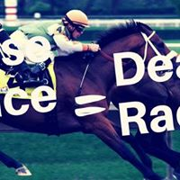 Horse Race  Death Race - Its Not Entertainment Its Violence