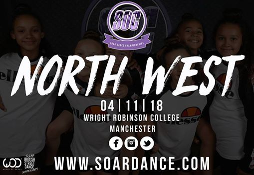 SDC North West Street Dance Championships