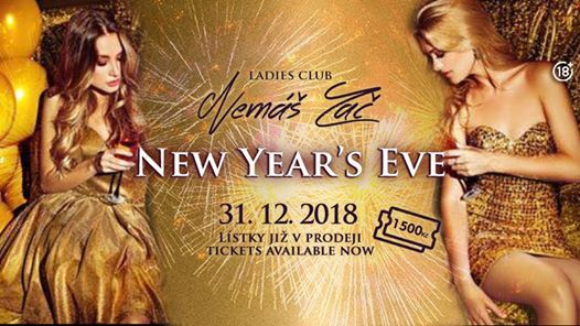 NYE Party - GOLD 2019
