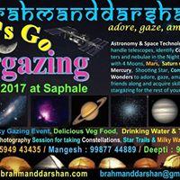 Tour of Night SKY 25 Nov 2017 Night Sky Gazing