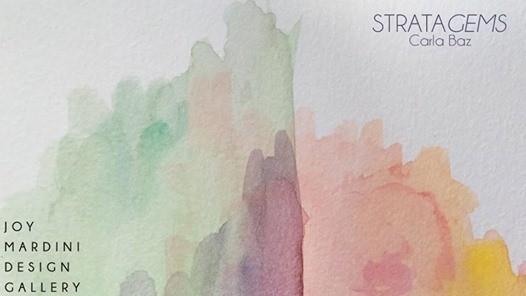 Stratagems a Solo Show by Carla Baz
