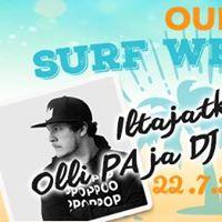 Oulu Surf Weekend 2017