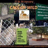 Call of Wild - Khiwni Wildlife Sanctuary Birding Trekking Safari