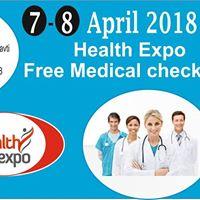 Health Expo 2018 at Maninagar