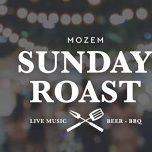 Sunday Roast  Live Music Beer & BBQ