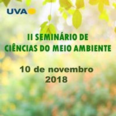 UVA - II Seminário de Ciências do Meio Ambiente