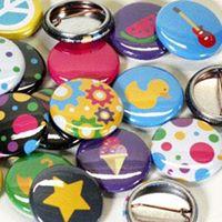 Childrens Button Making Workshop