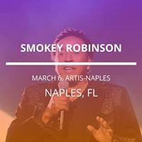 Smokey Robinson in Naples
