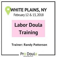 ProDoula Labor Training in White Plains