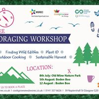 Foraging Workshop (Free) - 5th August