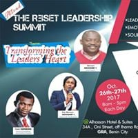 The RESET Leadership Summit