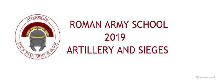 Conference - Roman Artillery and Sieges