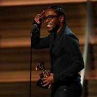 Kendrick Lamar Travis Scott &amp DRAM at Barclays Center