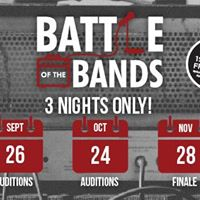 1st Audition  Battle of the Bands