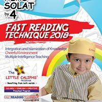 Fast Reading Technique Seminar 2018
