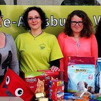 Ausgabetag (Gruppe B) der Tierfutternothilfe Augsburg e.V.