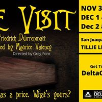 Delta Drama presents  The Visit