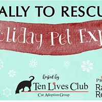 TLCs Rally to Rescue Holiday Pet Expo