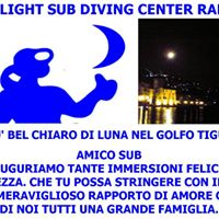Moonlight Sub Diving Center Rapallo Weekend Diving Aprile 2017