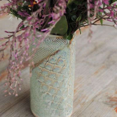 Intro to Ceramics Handmade Vases for Mothers Day