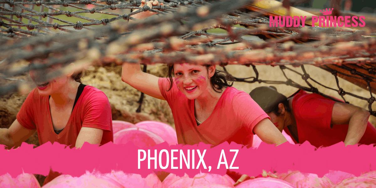 Muddy Princess Phoenix AZ