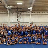 TAFT YOUTH CHEER CAMP