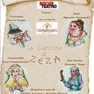 La Zeza al Teatro Arca's