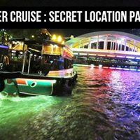 River Cruise Secret Location Party (Tues 30 Jan)