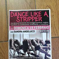 Dance Like a Stripper
