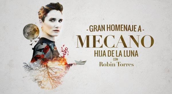 Hija de la Luna - Homenaje a Mecano en Teruel