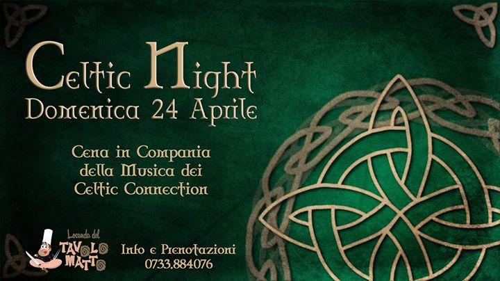 Celtic night at locanda del tavolo matto porto potenza picena - Tavolo matto porto potenza ...