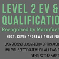 Level 2 EV &amp Hybrid Training