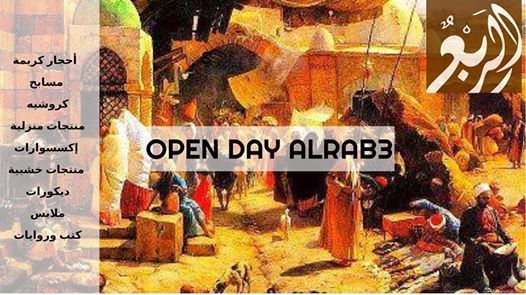 Open day Alrab3