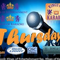 Rose &amp Crown Karaoke with &quotKings of Karaoke&quot