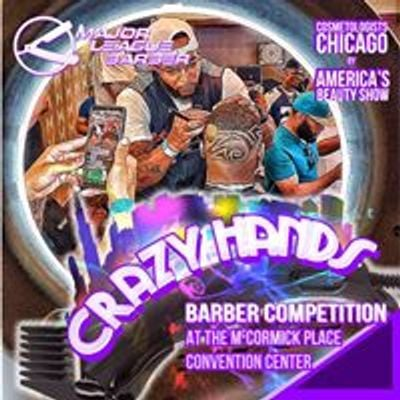 MLB Crazy Hands Barber Competition
