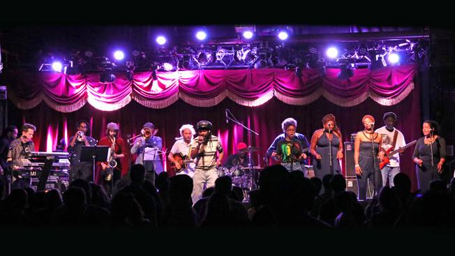 CCB Reggae All-Stars - Formerly The Cannabis Cup Band