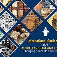 International Conference on Media Language and Literature
