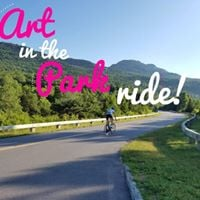 October 7th - Art in the Park Ride