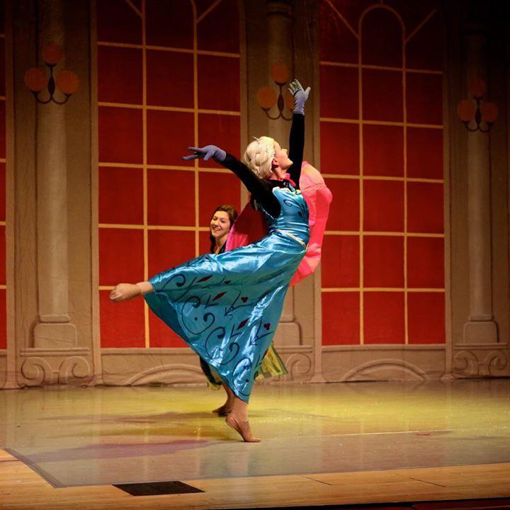 Lets Dance Studio Presents Frozen At Belle Mehus Auditorium Bismarck