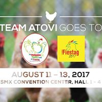 Philippine Poultry Show &amp Fiestag 2017 - Atovi Nanotech