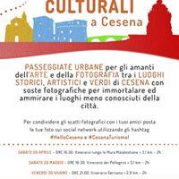 Sentieri Culturali a Cesena - Itinerario delle Chiese