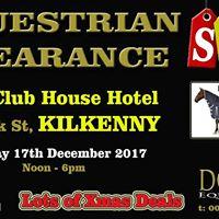 Equestrian Clearance Sale - Kilkenny