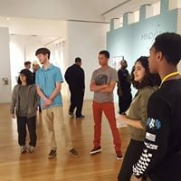 Teens Only Create a Teen Audio Tour at MOCA