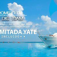 Yate Fiesta Lima - Fiesta Ilimitada En YATE 16.12.17